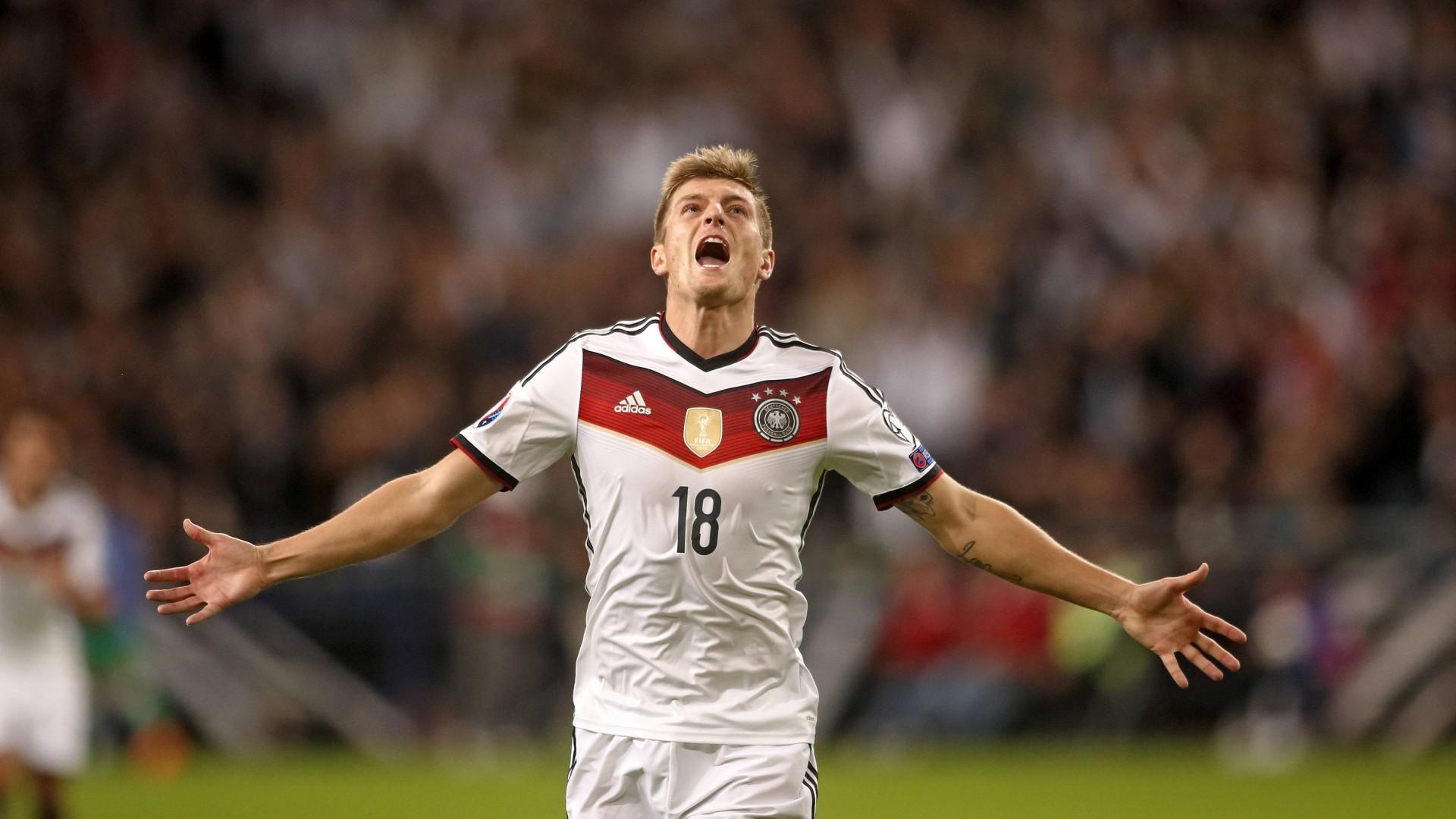 Тони в сборной Германии