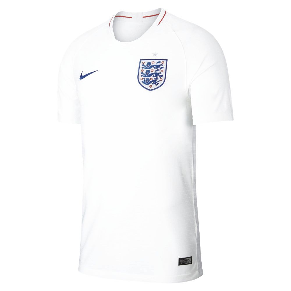 Домашняя форма сборной Англии 2018