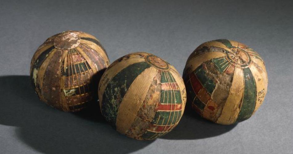 Египетские мячи