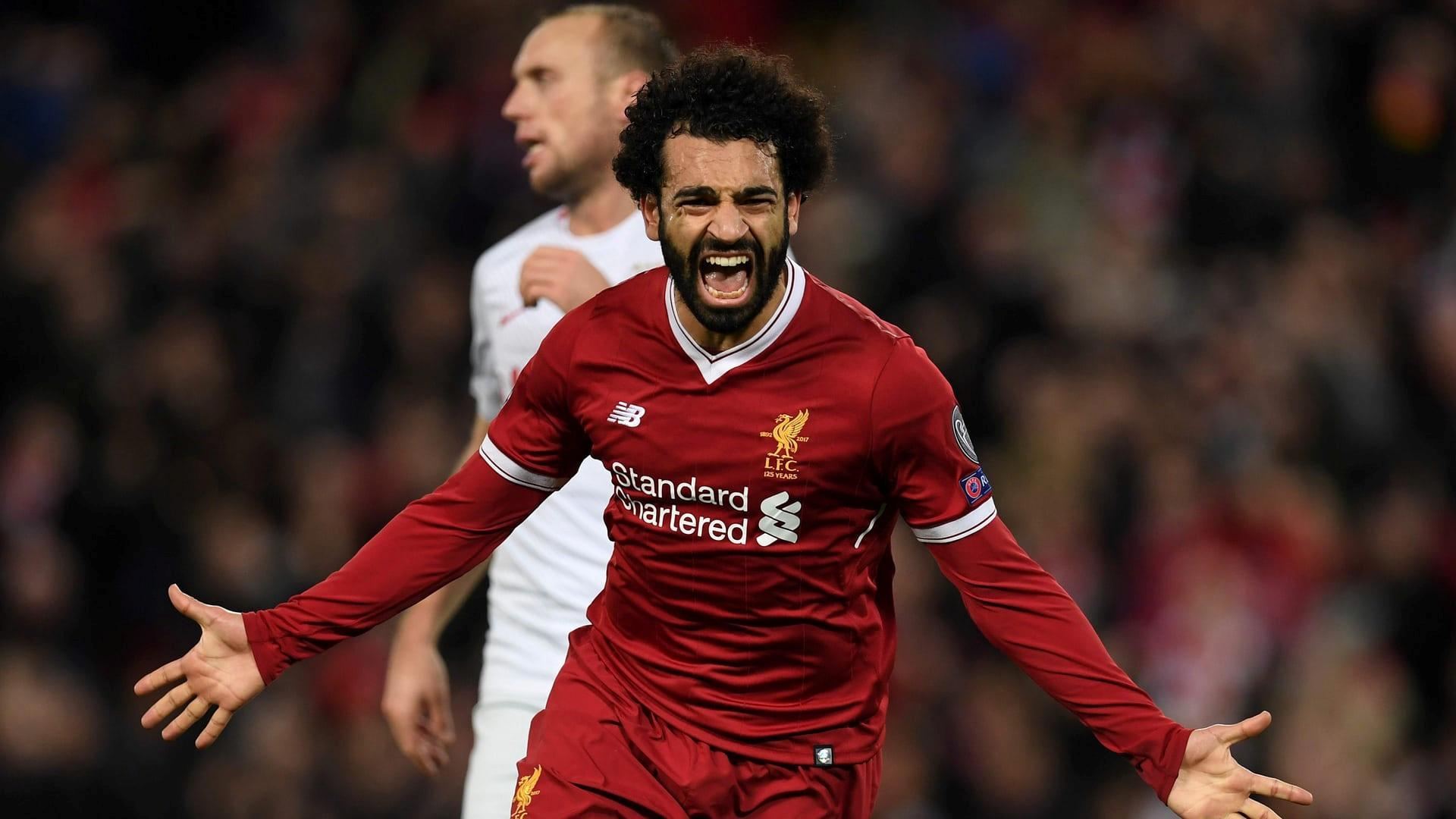 Мохамед Салах стал обладателем премии Пушкаша за красивейший гол в 2018 году